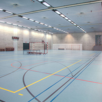 Sporthal Metzo college